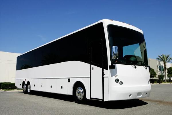 50 passenger charter bus rental portland