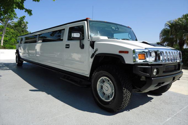 Hummer portland limo rental