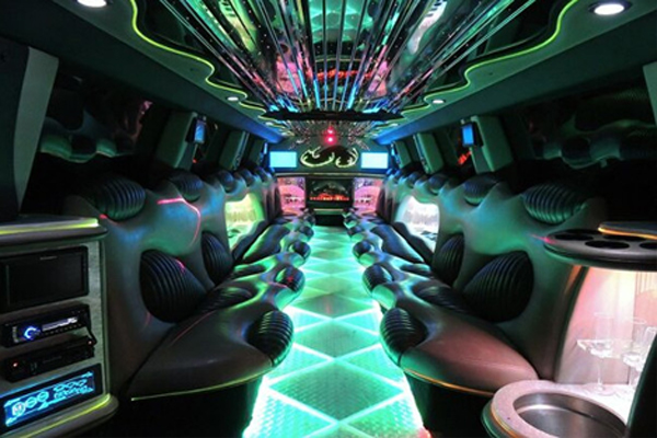 Hummer limo rental portland