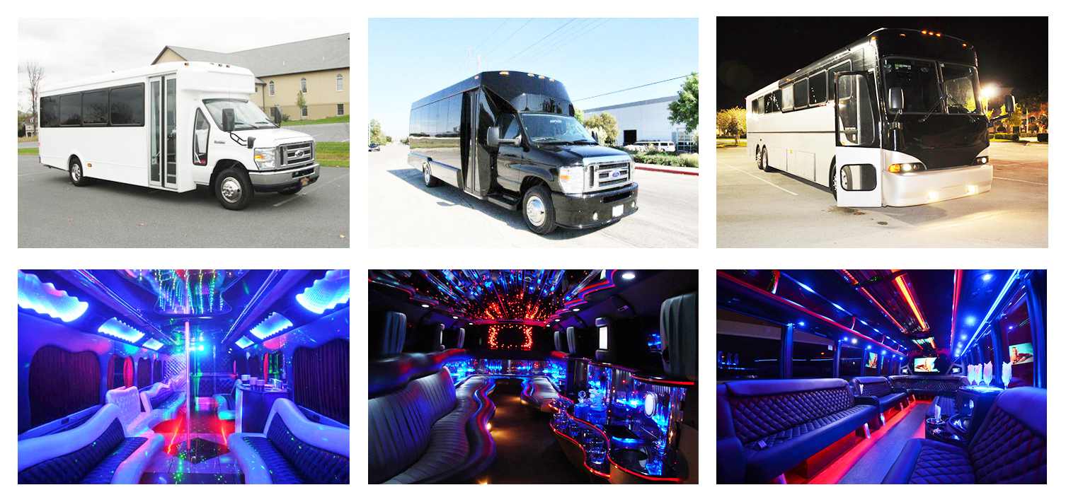 Party buses portland rentals