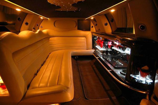 Lincoln limo service portland