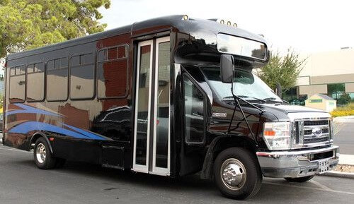 Portland 18 Passenger Party Bus