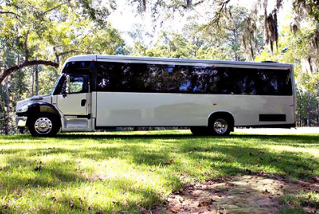 Portland 40 Person Shuttle Bus